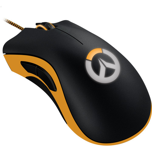 Mouse Deathadder Chroma Gaming Overwatch Edition RZ01-01210300-R3M1- Razer