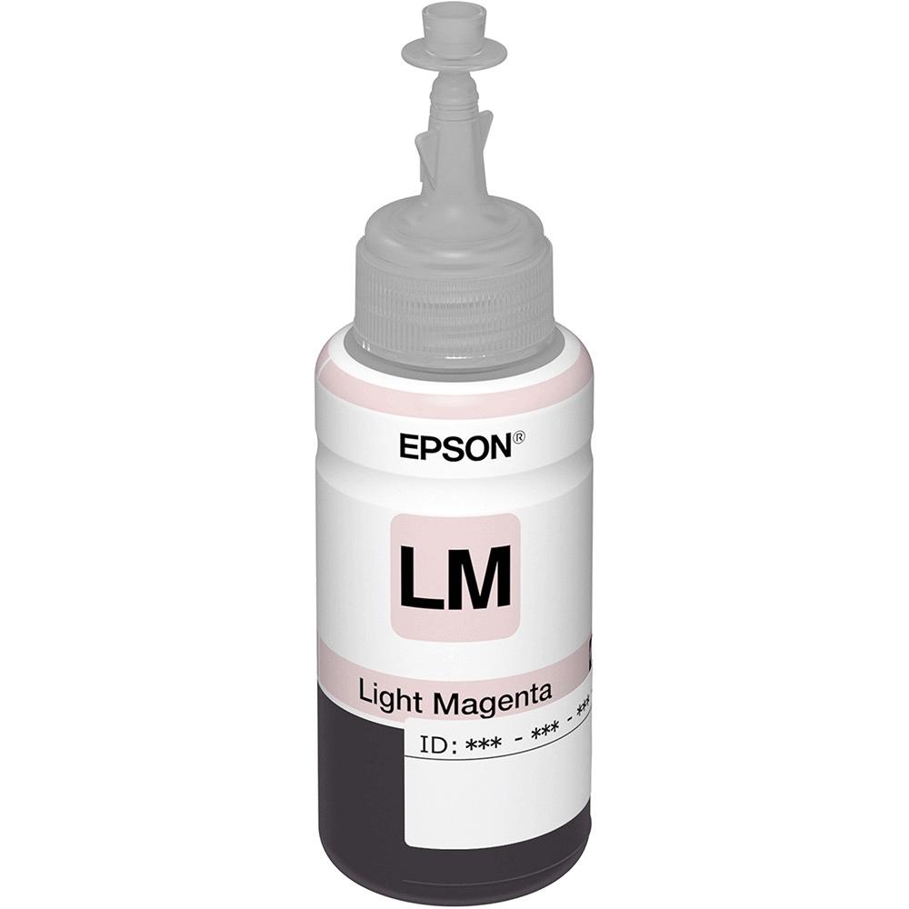 Refil de Tinta T673620-AL Margenta Claro para L800 - Epson