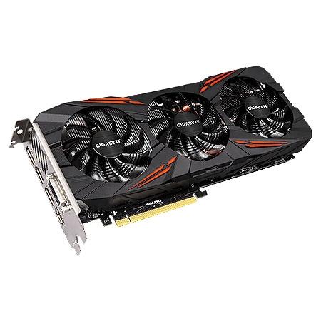 Placa de Vídeo Geforce GTX 1070 8GB DDR5 256Bits GV-N1070G1 GAMING-8GD - Gigabyte