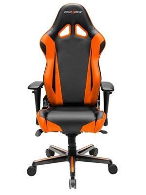 Cadeira R-Series RV001/NO Black/Orange - DXRacer