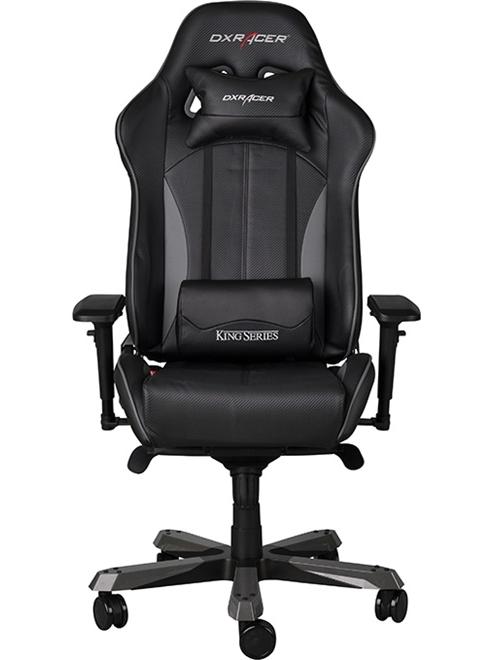 Cadeira K-Series KS06/NG Black/Grey - DXRacer