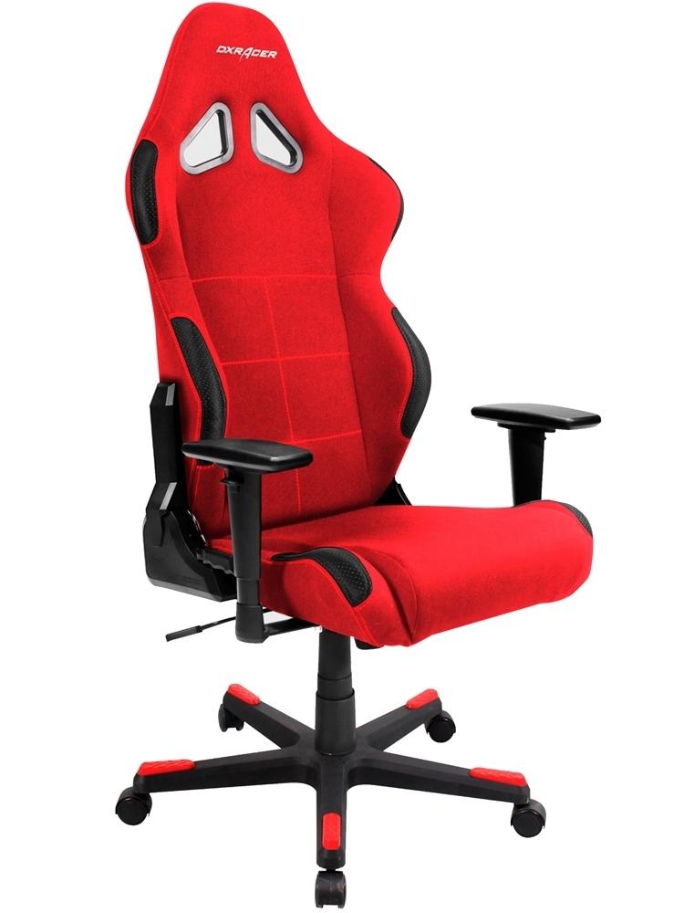 Cadeira RC-Series OH/RW01/RN Black/Red - DXRacer