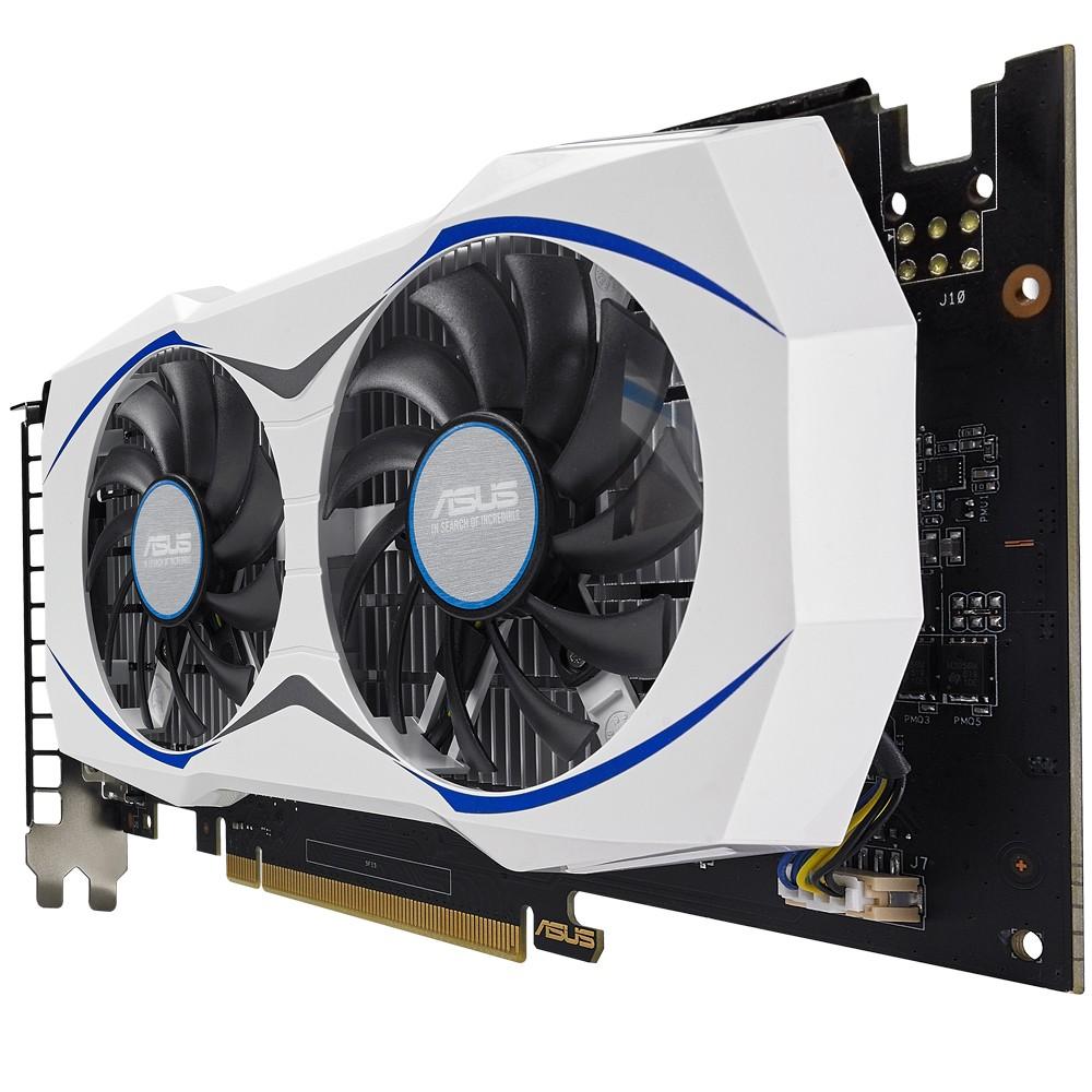 Placa de Vídeo Geforce GTX950 2GB DDR5 128Bits 90YV08V7-M0NA00 - Asus