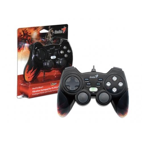 Joystick 31610060101 Blaze 3 Maxfire Gamepad 12 Botoes USB PC/PS3 - Genius