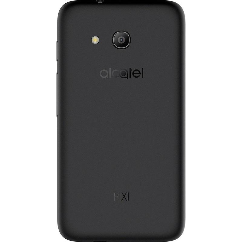 Smartphone PIXI 4 4034E Colors, Android 6.0, Tela 4, 8MP, 8GB, Dual Chip Preto - Alcatel