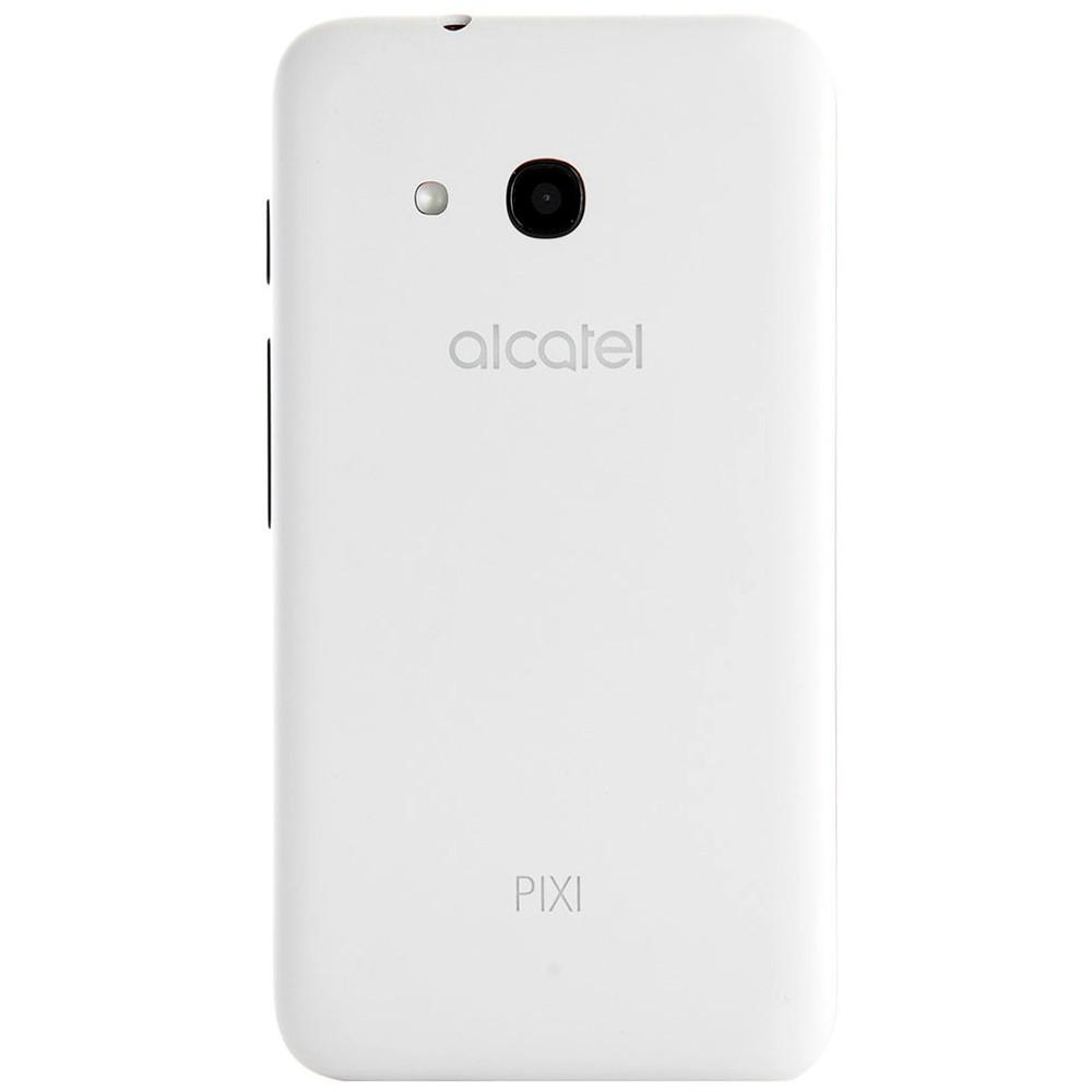Smartphone Pixi 4 4034E, Quad Core, Android 6.0, Tela 4, 8GB, 8MP, 3G, Dual Chip, Metalic - Alcatel