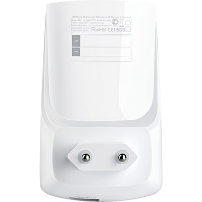 Repetidor Wireless N 300Mbps TL-WA850RE - Tplink