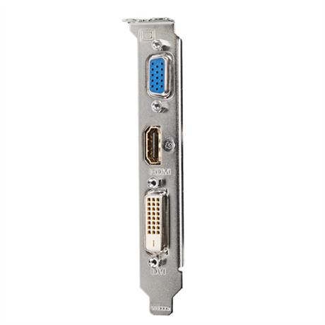 Placa de Video GeForce GT640 1GB DDR5 Low Profile GV-N640D5-1GL - Gigabyte