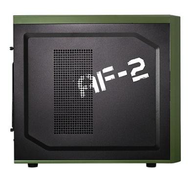 Gabinete ATX sem Fonte Solution AF-2 67M3 USB 3.0 - Cougar
