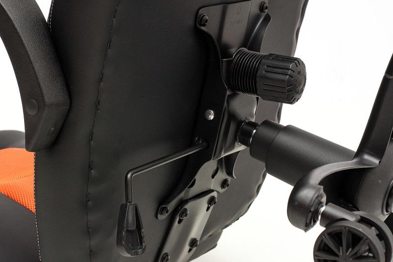 Cadeira Gamer GT Black Orange 10292-4 - DT3 Sports