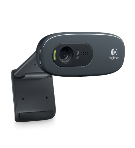 Webcam HD 960-000947 C270 - Logitech