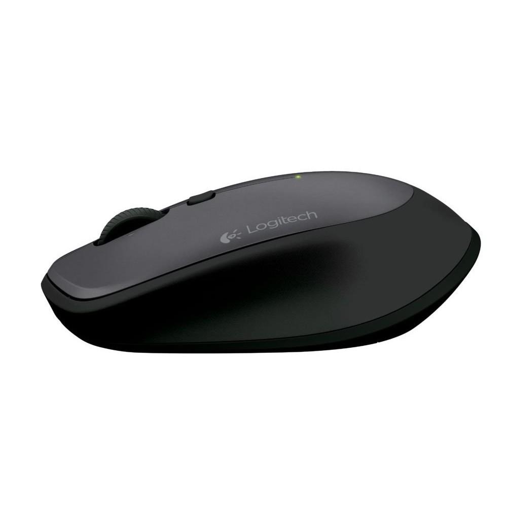 Mouse sem fio M335 com Unifying Preto - Logitech