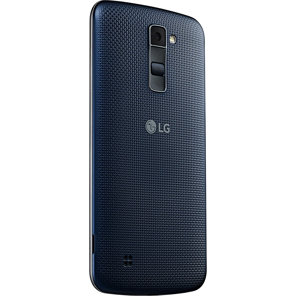 Smartphone K10 K430TV, Octa Core, Android 6.0, Tela 5.3, 16GB, 13MP, 4G, Dual Chip, Indigo - LG