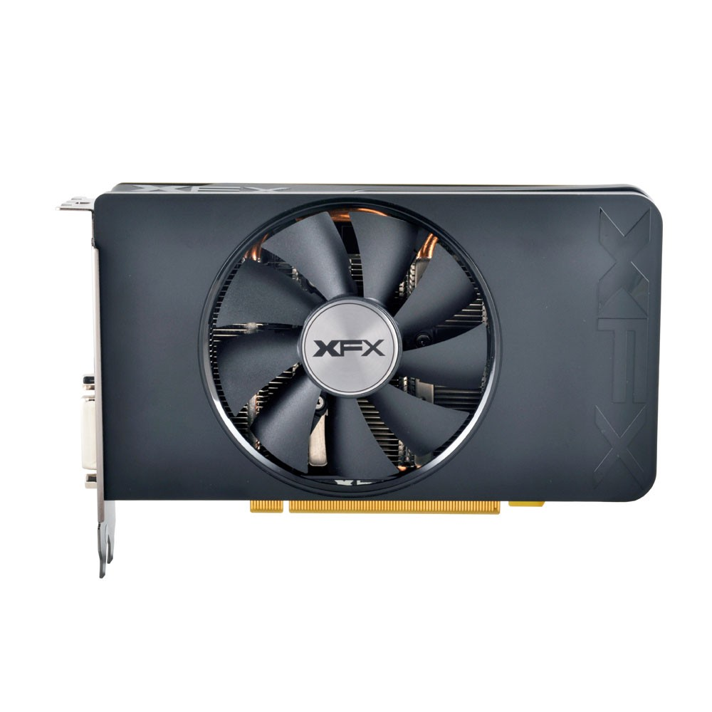Placa de Vídeo AMD Radeon R7 360 2GB DDR5 1050MHZ R7-360P-2SF5 - XFX
