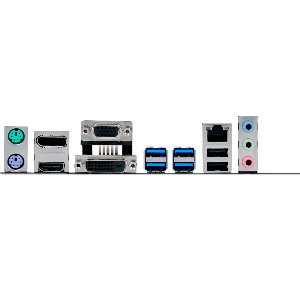 Placa-Mãe LGA 1151 B150M-C/BR, 4xDDR4, HDMI/DVI/VGA/DP USB3 - Asus