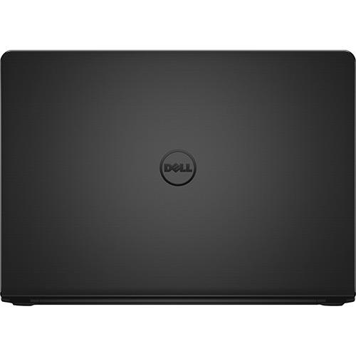 Notebook Inspiron I14-5452-D03P Intel Pentium Quad Core 4GB 500GB Led 14 Linux Preto - Dell