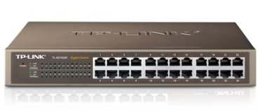 Swtich Wired Gigabit 24 Portas TL-SG1024D - TP-Link