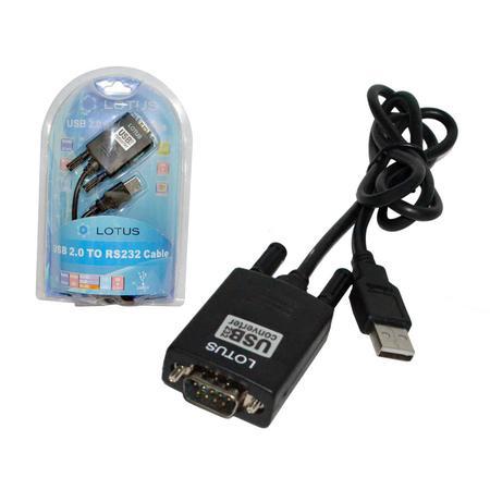 Conversor USB 2.0 RS232 AD0231 - Lotus