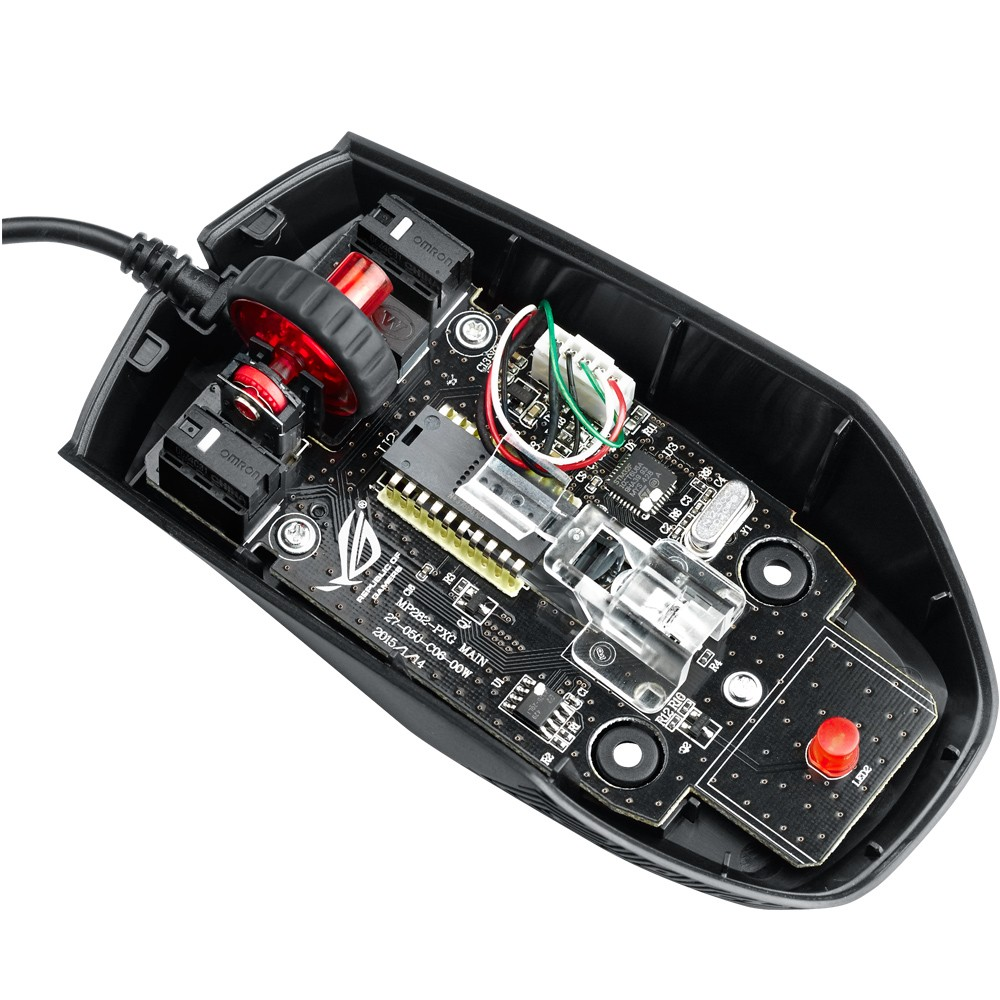 Mouse Gamer Óptico ROG Sica 5000DPI, P301-1A - Asus