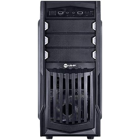 Gabinete Mid Tower VX Gaming Thunder V2 Preto USB 3.0 e Janela de Acrílico 25345 - Vinik