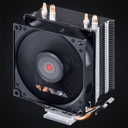 Cooler para Processador Zero K Z1 80mm ACZK180 - Pcyes