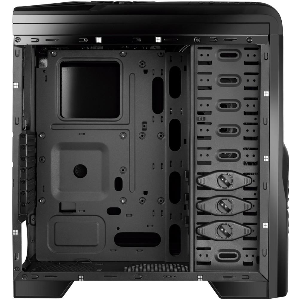 Gabinete Gamer sem Fonte Cooler com LED GA132 - Multilaser