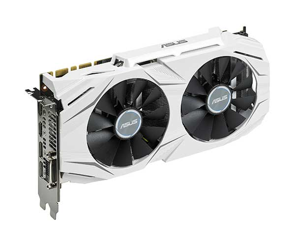 Placa de Vídeo Geforce GTX 1070 Dual 8GB DUAL-GTX1070-8G - Asus