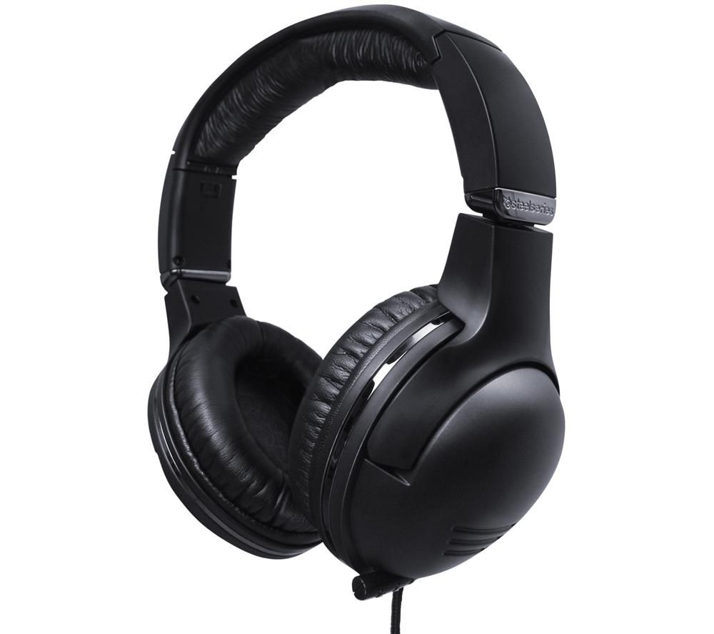 Fone de Ouvido 7H USB com Microfone 7.1 Virtual Surround 61051 - Steelseries