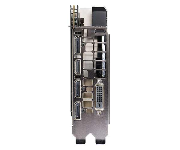 Placa de Vídeo Geforce GTX 1080 FTW DT Gaming ACX 3.0 8GB DDR5 256Bits 08G-P4-6284-KR - EVGA