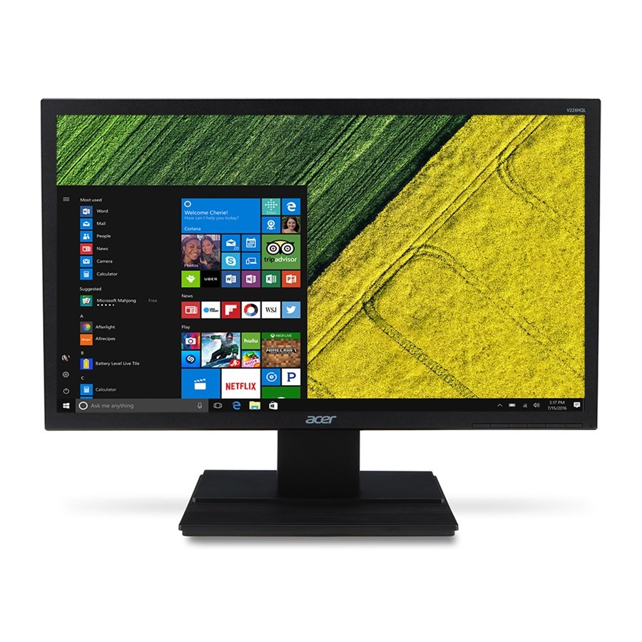 Monitor LED 21.5 Full HD HDMI/VGA V226HQL - Acer