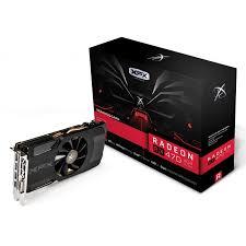 Placa de Vídeo Radeon RX 470 4GB OC RX-470P4SFD5 GDDR5 256Bits - XFX