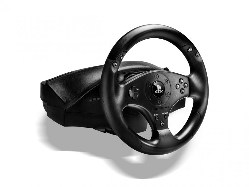 Volante T80 Racing Wheel PS3/PS4 - Thrustmaster