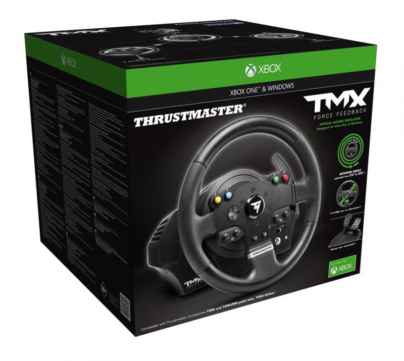Volante TMX Force Feedback - Thrustmaster