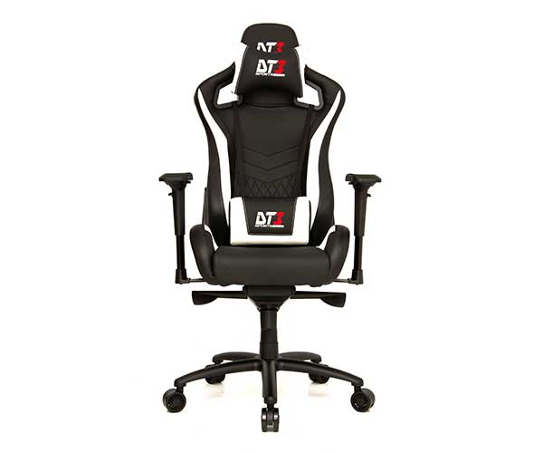 Cadeira Onix Black Carbon White 10367-7 - DT3 Sports