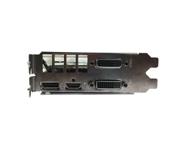 Placa de Vídeo Nvidia GTX 1060 6GB EXOC White DDR5 192Bits 60NRH7DVM3VW - Galax