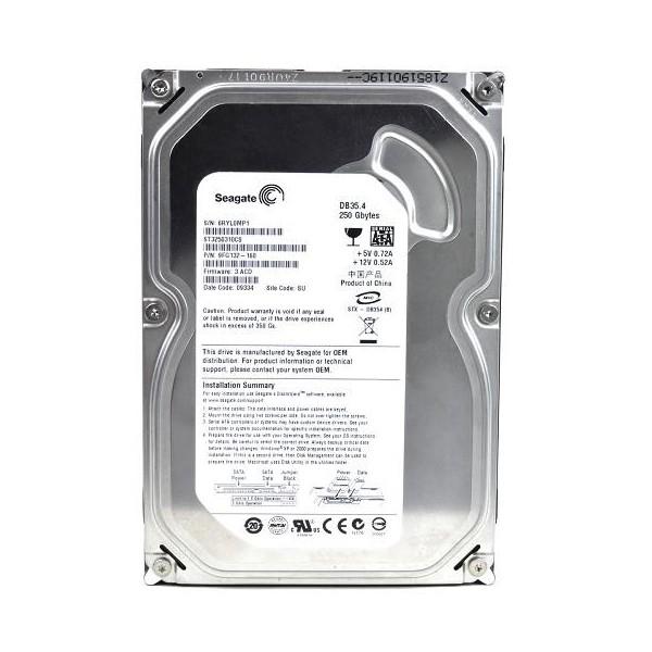 Hard Disk 250GB Sata 7200RPM ST3250310CS - Seagate