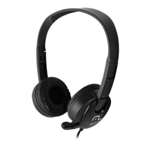 Headset Preto PH069 - Multilaser