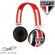 Fone de Ouvido Soft Gloves Sao Paulo SG-10/SPO - Waldman