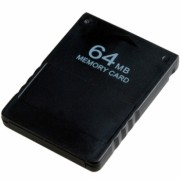 Memory Card 64MB Para Playstation 2 - Mymax