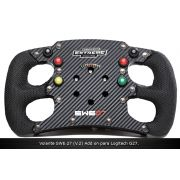 Volante SWE 27 (v.2) Add-On para Logitech G27 - Stock Car
