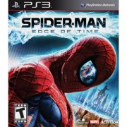 Game Spider-Man - Edge of Time - PS3 - ACTIVISION
