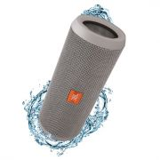 Caixa de Som Portátil FLIP 3 Bluetooth 16W RMS Cinza JBLFLIP3GRAY - JBL