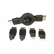 Kit Adaptador Retratil USB 1399 - Leadership