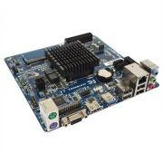 Placa Mãe IPX1800G2 DDR3 (Slot Sodim) + Processador Celeron J1800 2.41Ghz Dual Core - Pcware