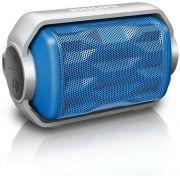 Caixa de Som Portátil Bluetooth Azul BT2200A/00 - Philips