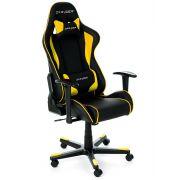 Cadeira F-Series FH08/NY Black/Yellow - DXRacer