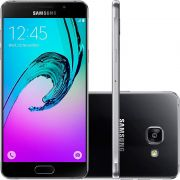 Smartphone Galaxy A7 A710M/DS, Octa Core 1.6Ghz, Android 5.1, Tela 5.5 Super Amoled, 16GB, 5MP+13MP,