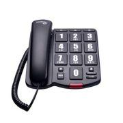 Telefone com fio Tok Fácil Preto - Intelbras