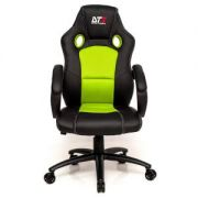 Cadeira Gamer GT Black Fluorescent Yellow 10299-1 - DT3 Sports