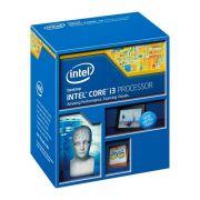 Processador LGA 1150 Core i3 4170 Cache 3MB, 3.70Ghz, BX80646I34170 - Intel